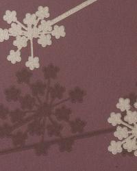 Dazzle Damson by  Thybony Wallcoverings