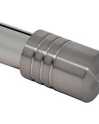Dunbar Finial Steel by