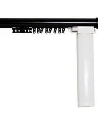 8 Ft Affinity Motorized System Gun Metal by