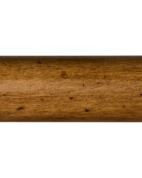4 Ft Smooth Wood Pole Pine by