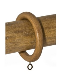 3 3/4 Wood Ring Antique Oak by