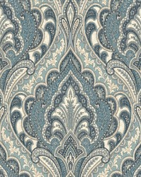 Menswear Hemmingway Removable Wallpaper by  Carey Lind