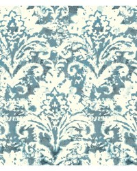 Cloud Nine Batik Damask Removable Wallpaper by  Carey Lind