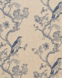 Vine and Flower Fabric