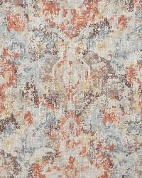 Multi Abstract Fabric  Minami Spicecake