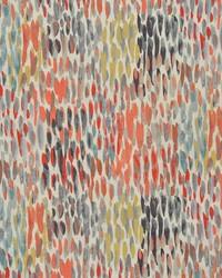 Multi Abstract Fabric  Dempsey Parfait