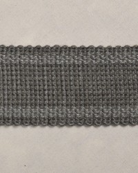 Magnolia Fabrics Trm-ticker Gray Fabric