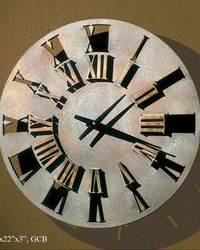 Roman Retro Clock by