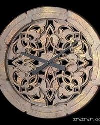 Moorish Clock by
