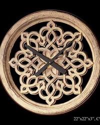 Persian Clock by