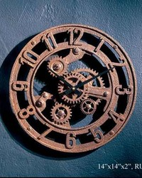Small Arabic Clock by