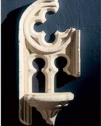 Gothic Shelf Fragment by