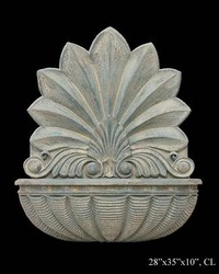 Shell Planter by
