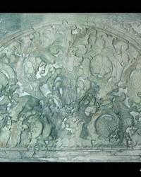 Tuscan Fresco No Frame by
