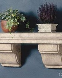 Short Tuscany Shelf Top by