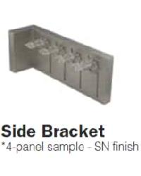 Side Bracket  2-track by