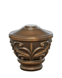 Blakely Urn Brushed Bronze by