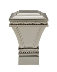 Versailles Square Polished Nickel by