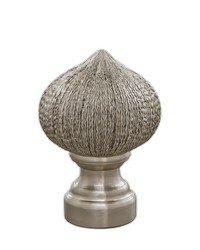 Paloma Onion Polished Nickel by