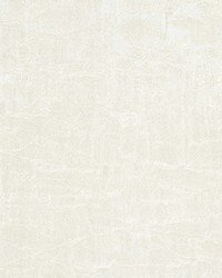 Robert Allen Crinkled Sheer Snow Fabric