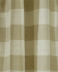 Stitched Block Linen by