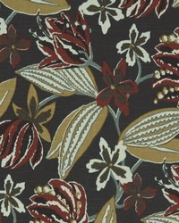 Large Print Floral Fabric  Bright Floral Storm
