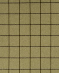 Beige Solid Color Denim Fabric  Helios Plaid Sandstone
