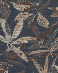 Palm Branch Indigo by
