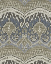 Ikat Carpet Truffle by