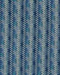 SAWTOOTH WAVE AZURE by