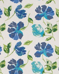 BREEZY PETALS AZURE by