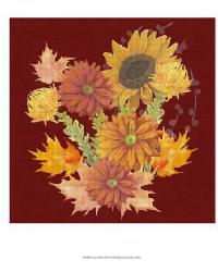 Autumn Floral II by