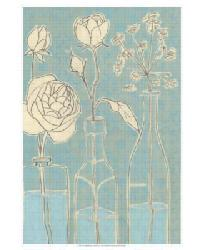 Apothecary Flowers I by