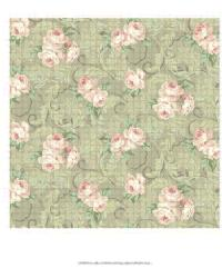 Downton Roses I by