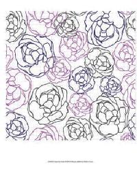 Cottage Rose Garden I by