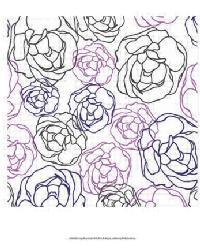 Cottage Rose Garden II by