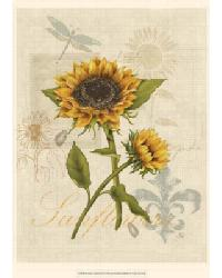 Romantic Sunflower II by