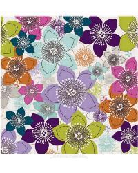 Boho Floral I by
