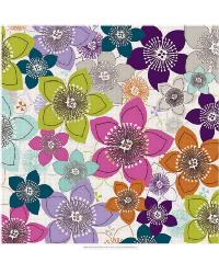 Boho Floral II by