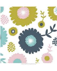 Garden Floral II by