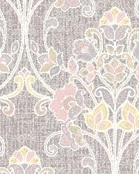 Willow Pink Nouveau Floral by