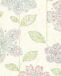 Maisie Green Batik Flower by