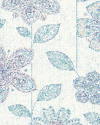 Maisie Indigo Batik Flower by