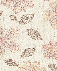 Maisie Coral Batik Flower by