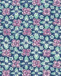 Free Spirit Indigo Floral by