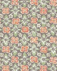 Free Spirit Coral Floral by