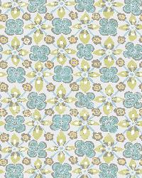 Free Spirit Turquoise Floral by