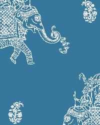 Ophelia Blue Elephant by