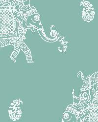 Ophelia Turquoise Elephant by