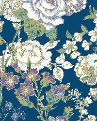Ainsley Indigo Boho Floral by
